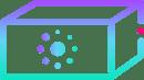 Babyscripts box icon.