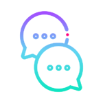 Care Coordination Chat Bubble Icon