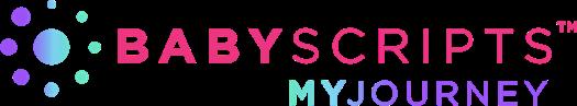 Babyscripts myJourney logo