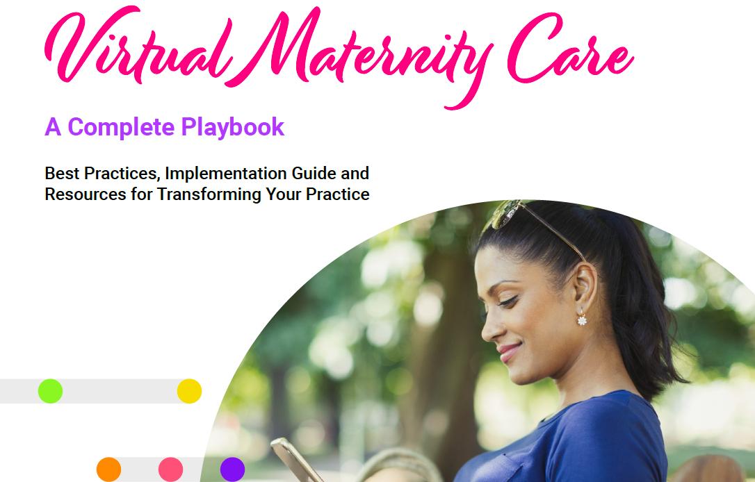 Virtual Maternity Care Playbook